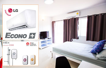 Air-conditioners/Instant water Heaters